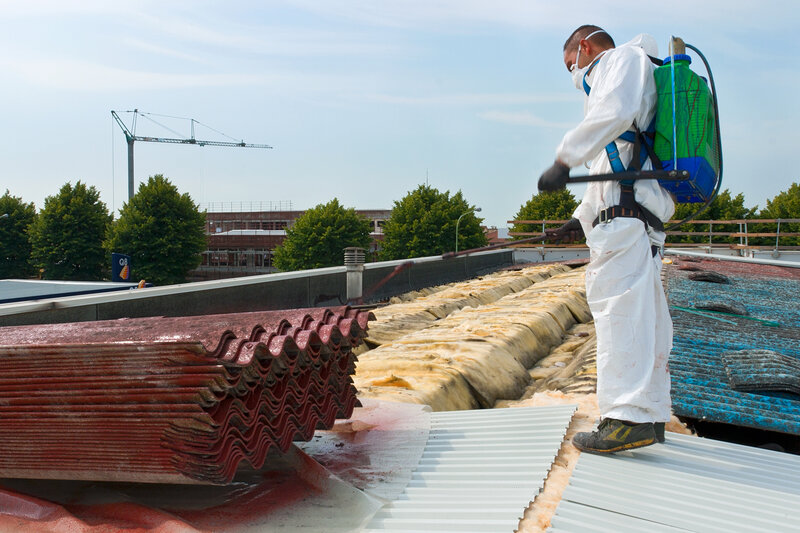Asbestos Removal Companies in Cardiff South Glamorgan