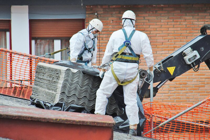 Asbestos Removal Contractors in Cardiff South Glamorgan