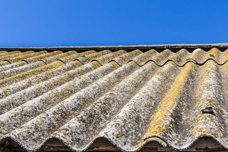 Asbestos Garage Roof Removal Costs Cardiff South Glamorgan